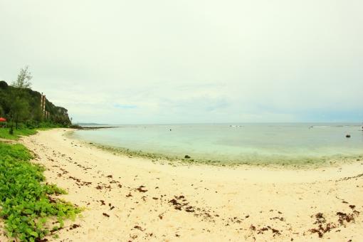 タンガッソンビーチ(Tanguisson Beach)への行き方。知る人ぞ知るシュノーケリングポイント!